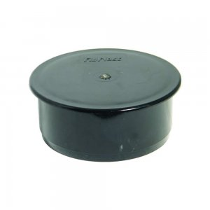 Soil Socket Plug Black