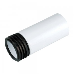 Soil 250mm Extension Wc Connector White