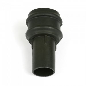 Cast Iron Style 68mm Round Plain Downpipe Coupler
