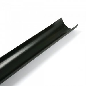 Cast Iron Style 112mm Round Gutter 2m