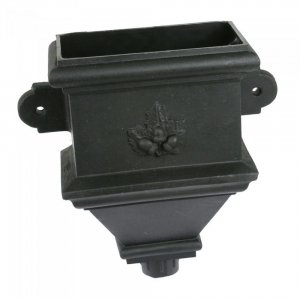 Cast Iron Style Bath Hopper