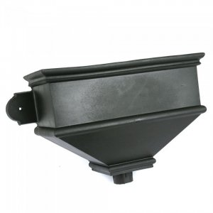 Cast Iron Style Long Undated Hopper