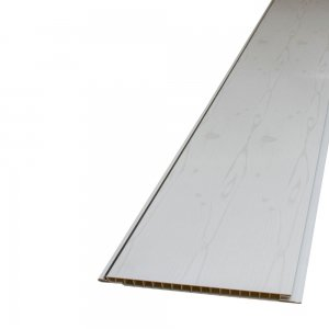 Decorative Ceiling Silver Birch Silver Trim