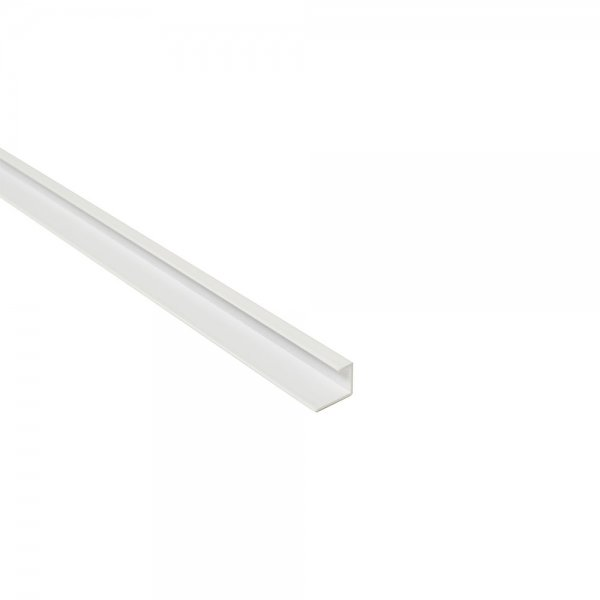 Mbwt02 M White Metal End Profile Maxi Panel