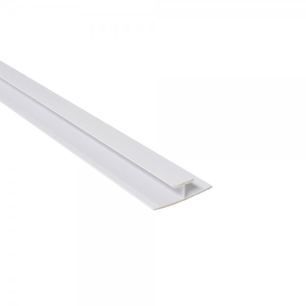 Mbwt04 M White Plastic H Profile Maxi Panel